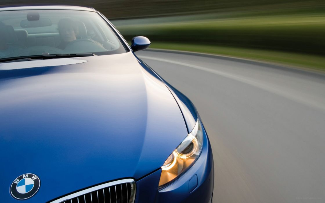 2006 Bmw 3 series coupe wallpaper