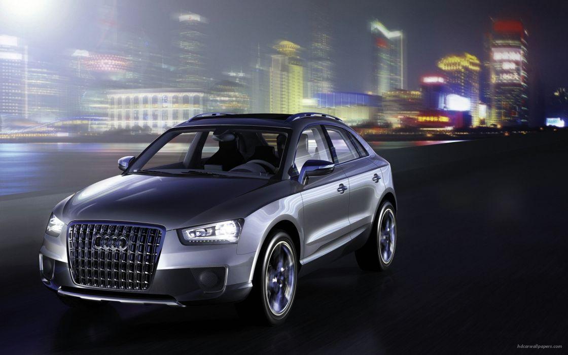Audi cross coupe 3 wallpaper