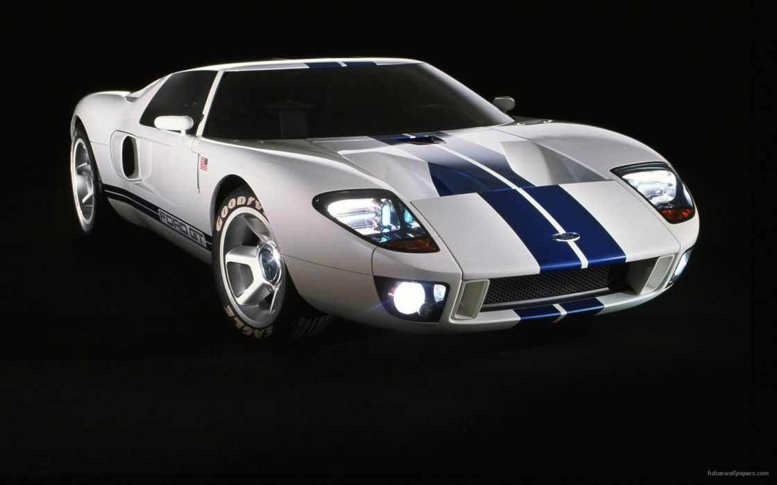 Ford gt 13 wallpaper