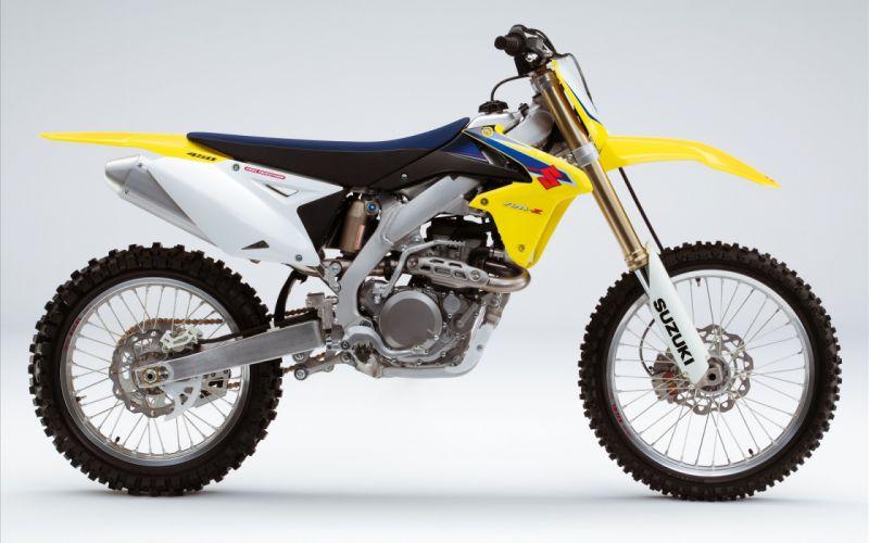 2009 Suzuki rm z450 motocross wallpaper