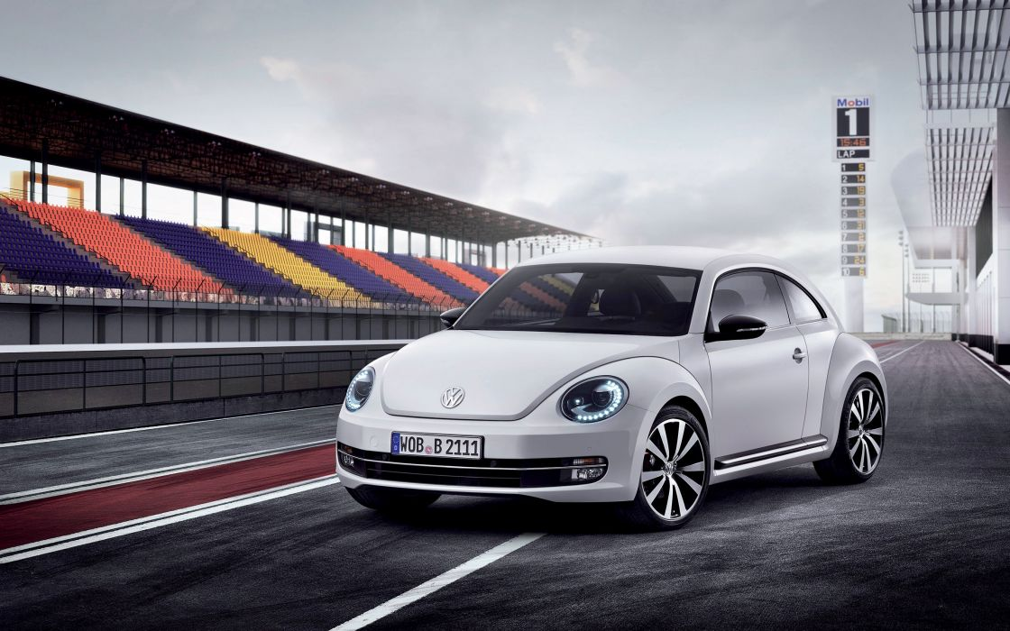 Volkswagen beetle 2012 wallpaper