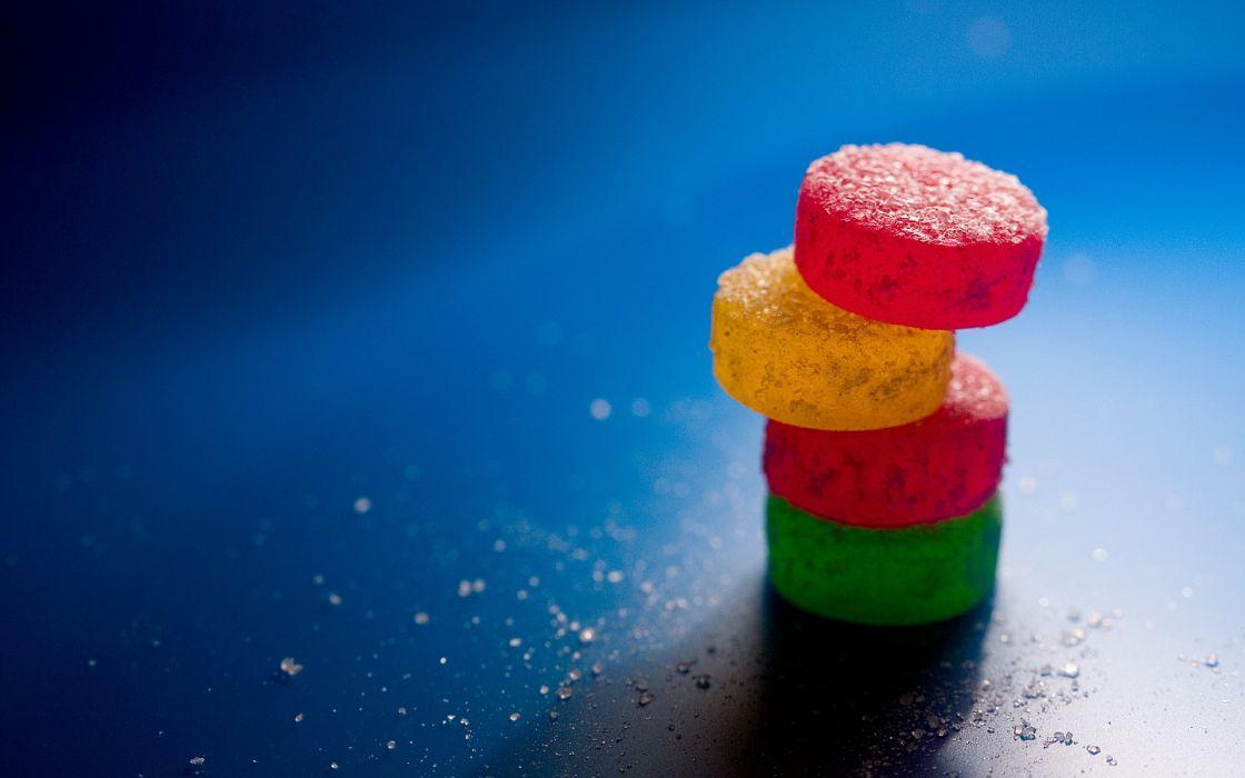 Sweet candies wallpaper