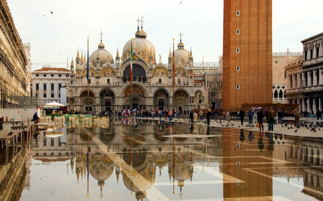 St mark basilica venice wallpaper