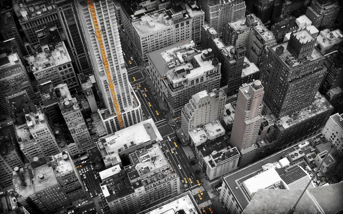 Streets of new york wallpaper