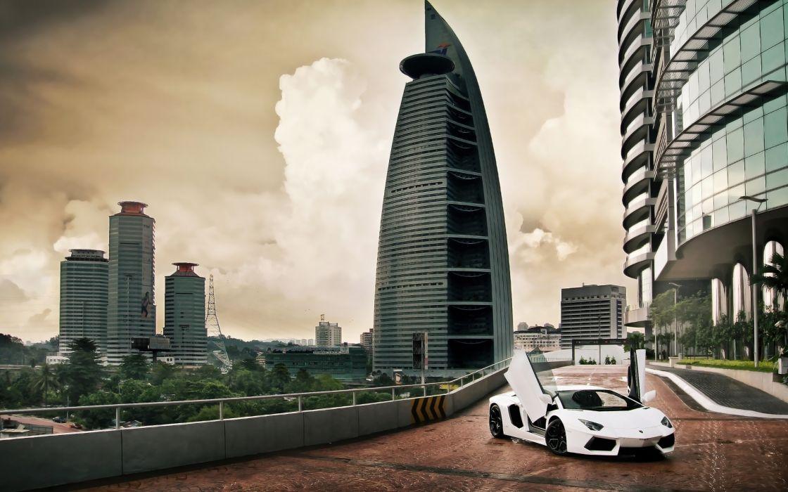 Lamborghini aventador malaysia wallpaper