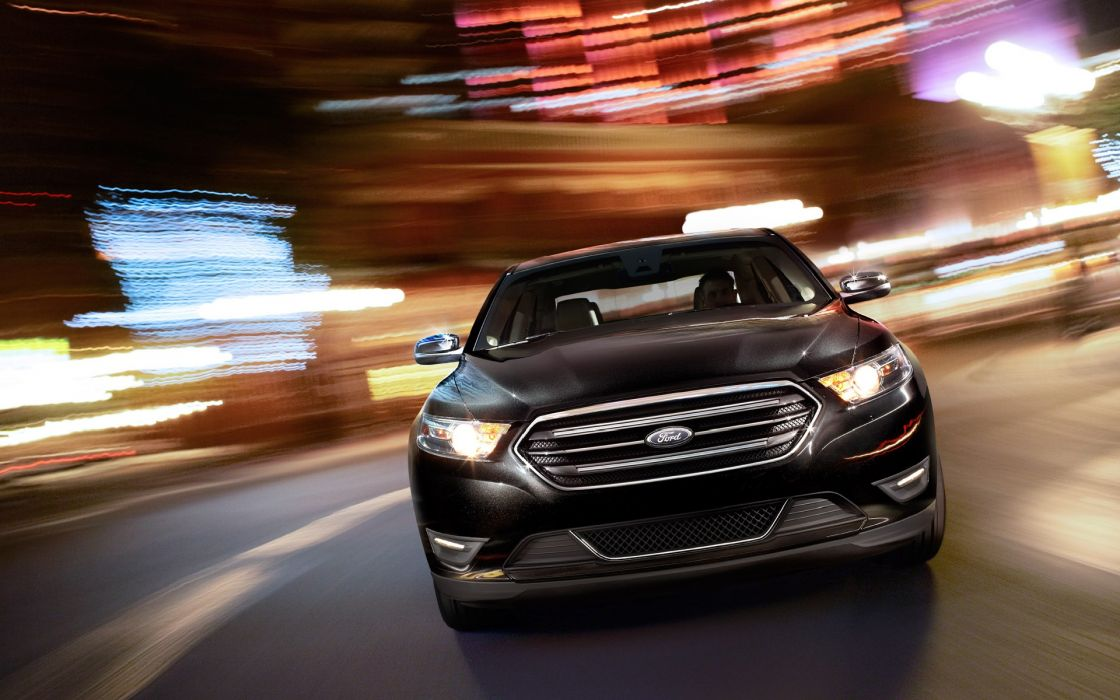 2013 Ford taurus limited wallpaper