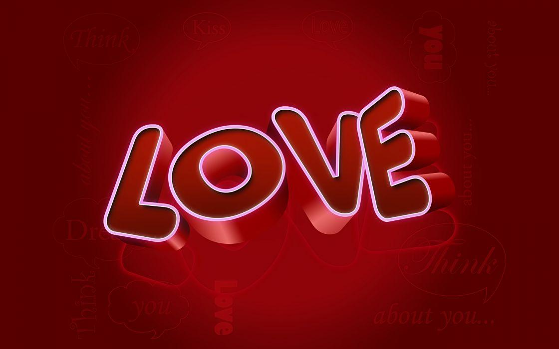 Love letters wallpaper
