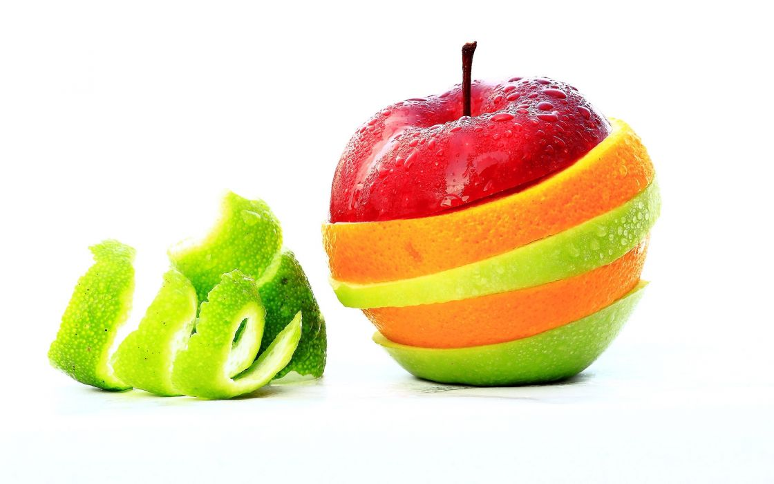 A new apple wallpaper