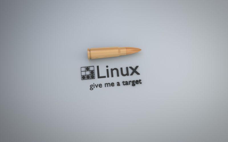 Linux motto wallpaper