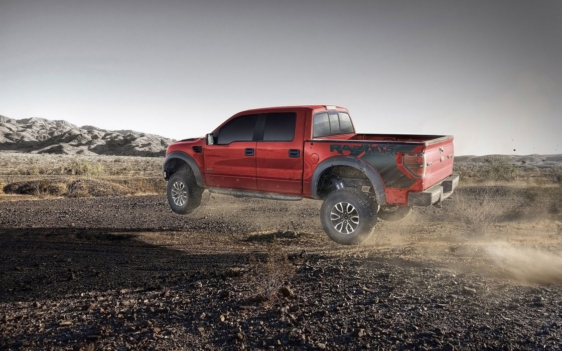 Ford f150 svt raptor airborne wallpaper
