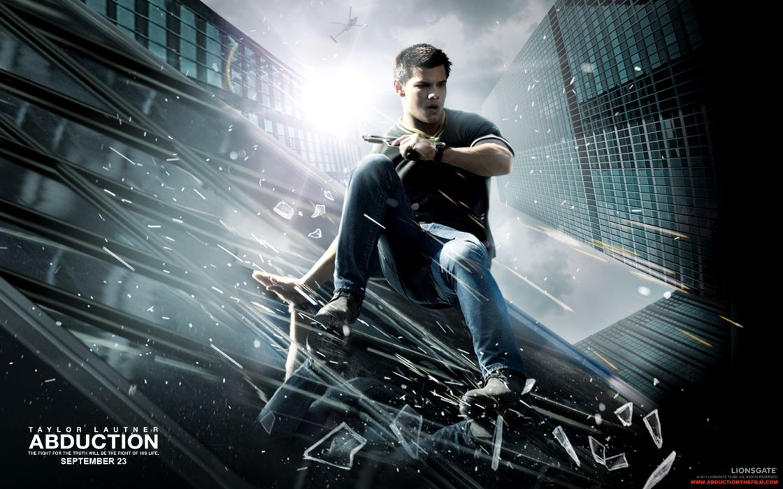 Abduction movie 2011 wallpaper