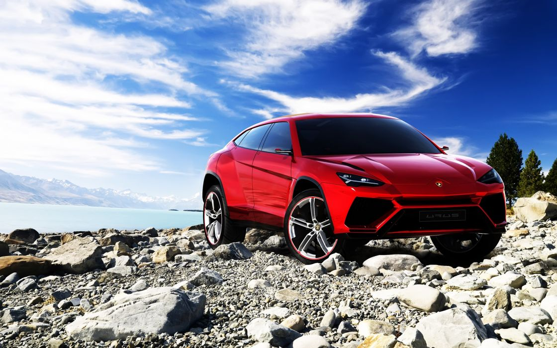 Lamborghini urus concept wallpaper