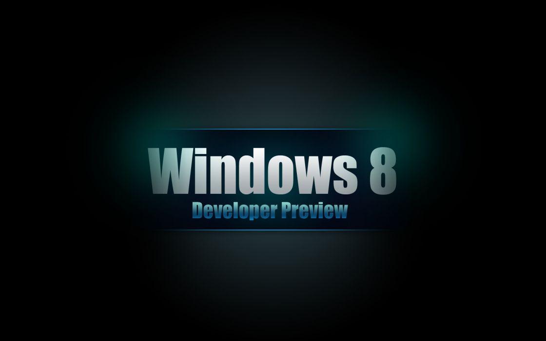 Windows 8 developer wallpaper