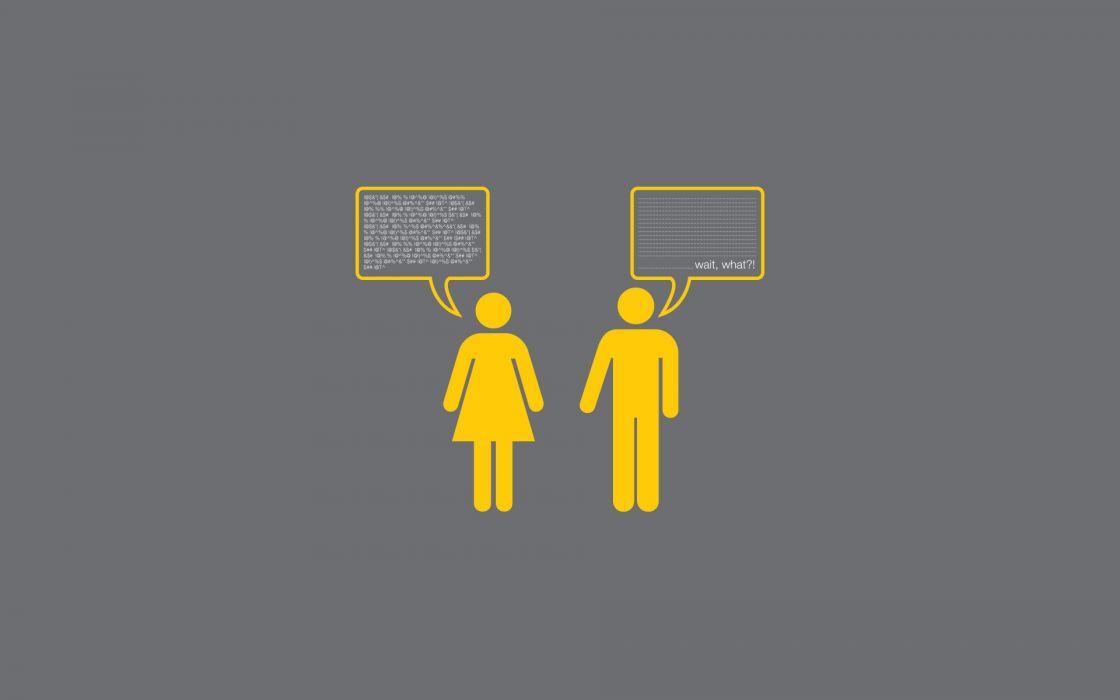 Couple argue wallpaper