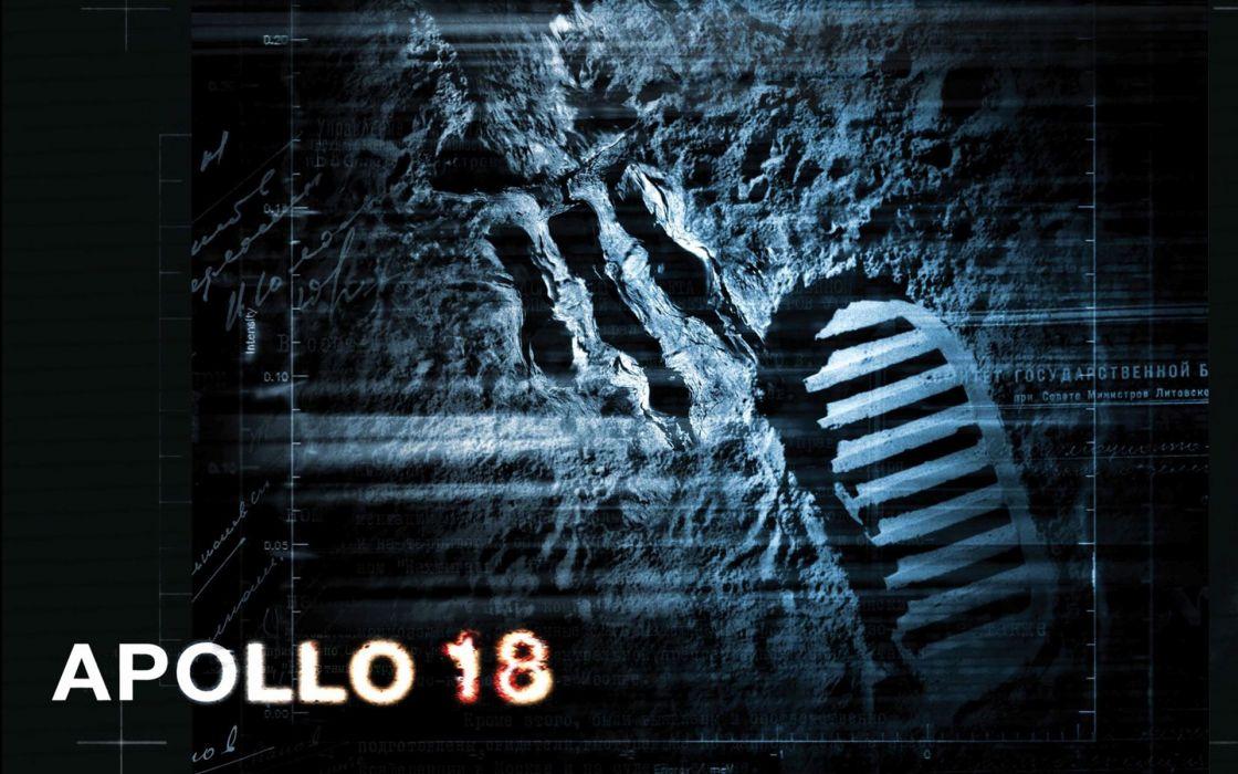 Apollo 18 movie wallpaper