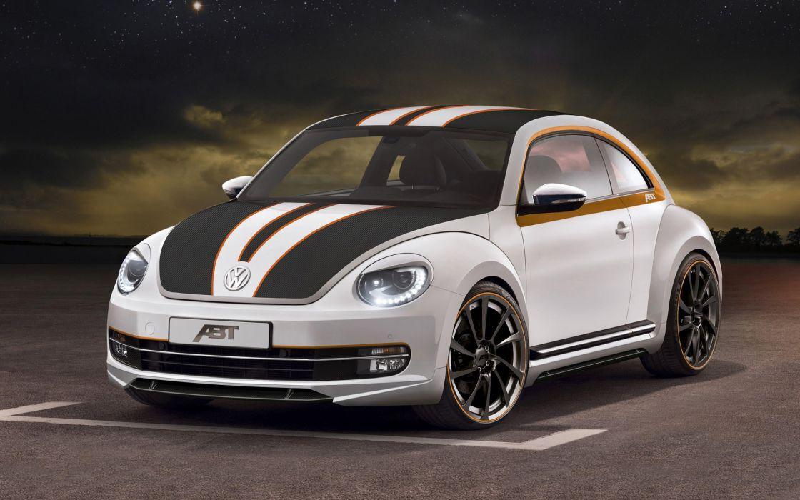 2012 Abt volkswagen beetle wallpaper