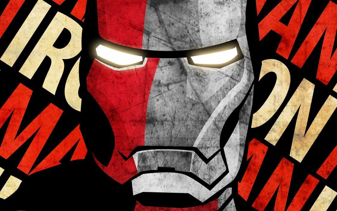 Iron Man Mask Wallpaper 2880x1800 6493 Wallpaperup