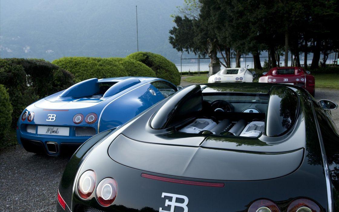 Bugatti veyron centenaire edition wallpaper