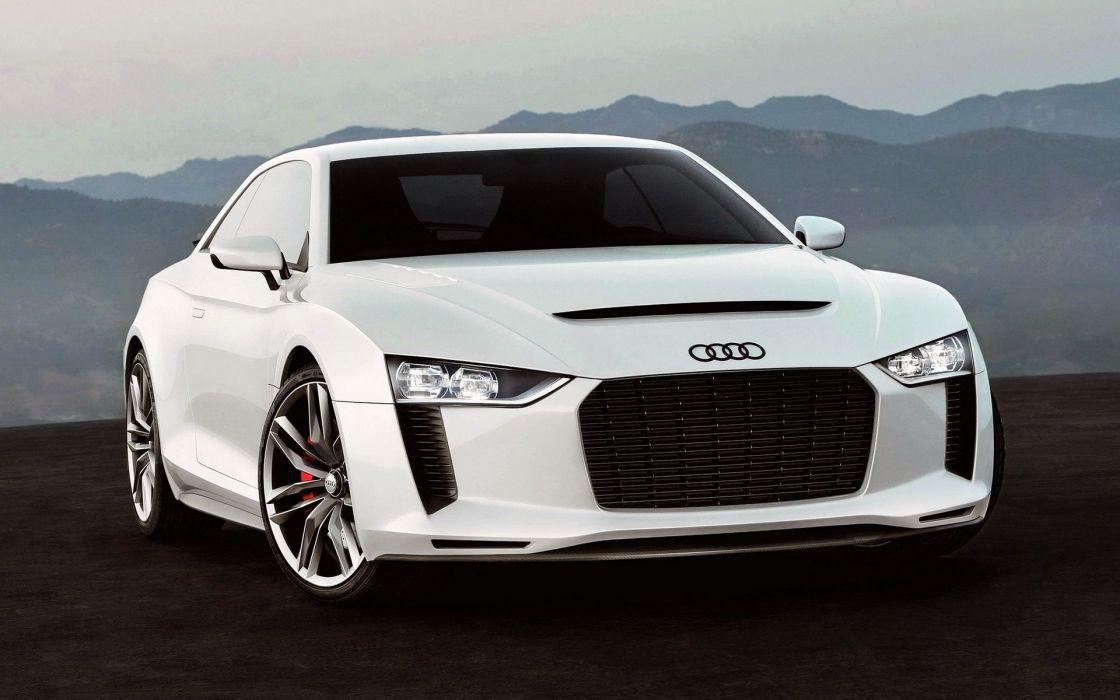 2011 Audi quattro concept wallpaper