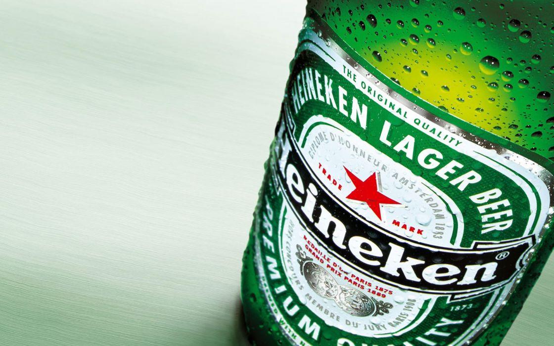 Heineken beer wallpaper