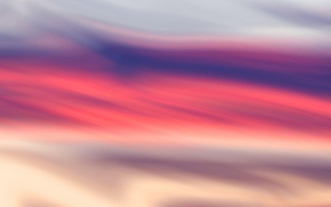 Fantastic sky color wallpaper