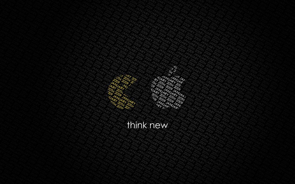 Think new wallpaper
