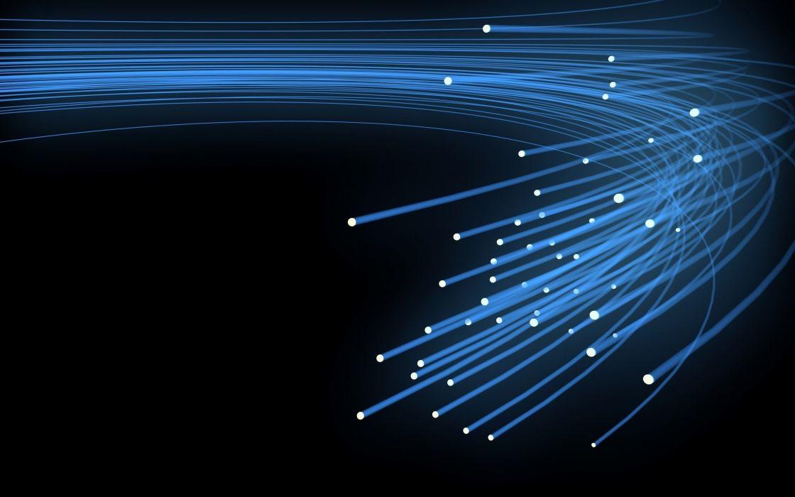 Fiber optics cable wallpaper