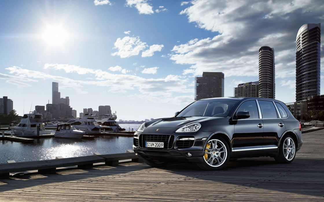 Porsche cayenne turbo s wallpaper