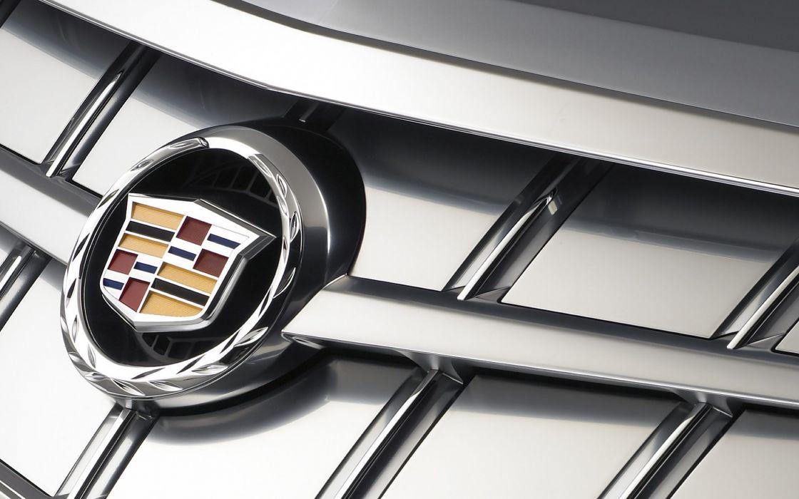 Cadillac car logo wallpaper