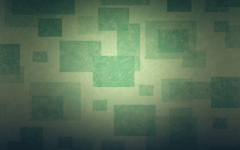 Green wall wallpaper