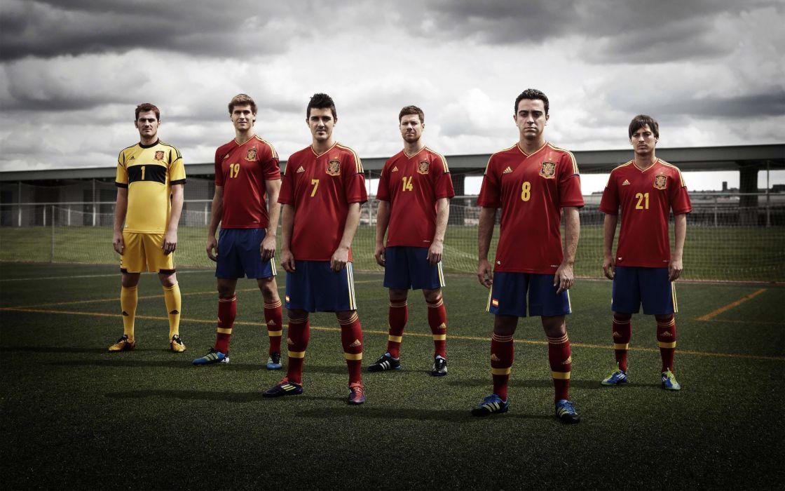 Spain national football team wallpaper
