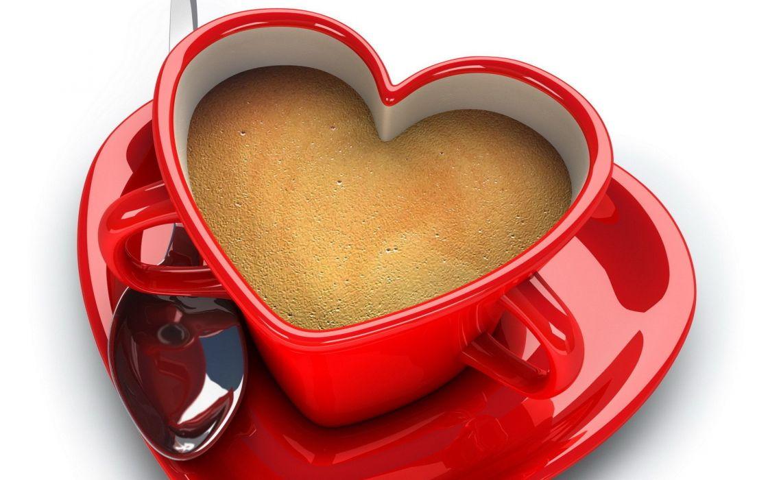 Coffee lovers wallpaper