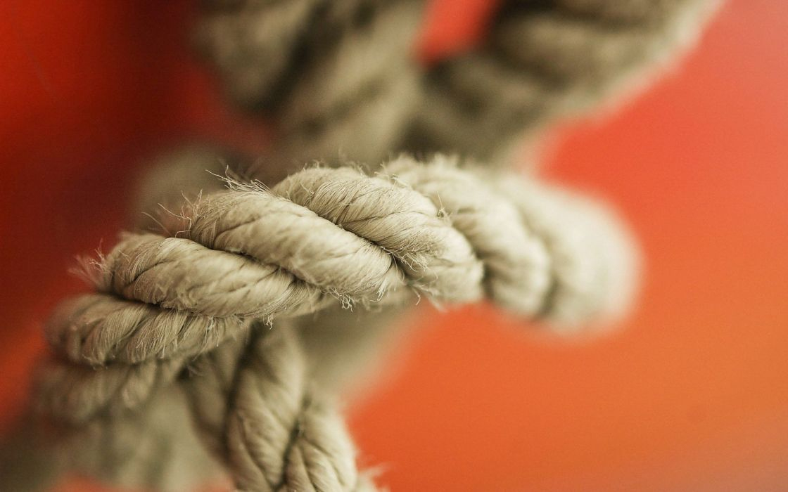 Rope closeup background wallpaper
