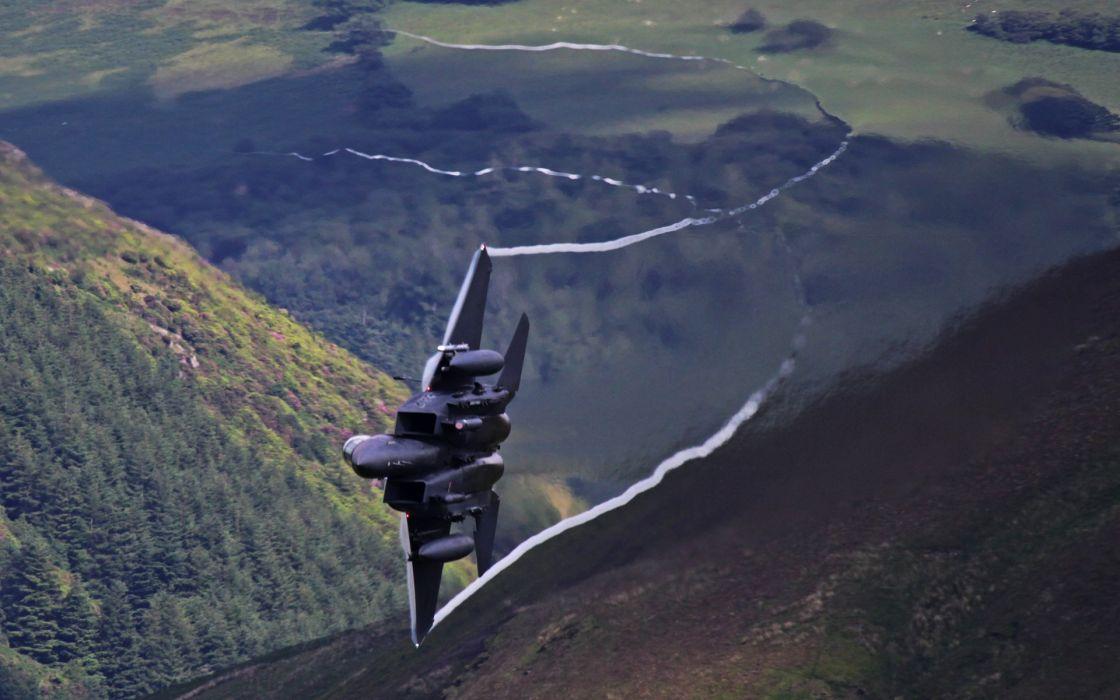 Jetfighter smoked wallpaper