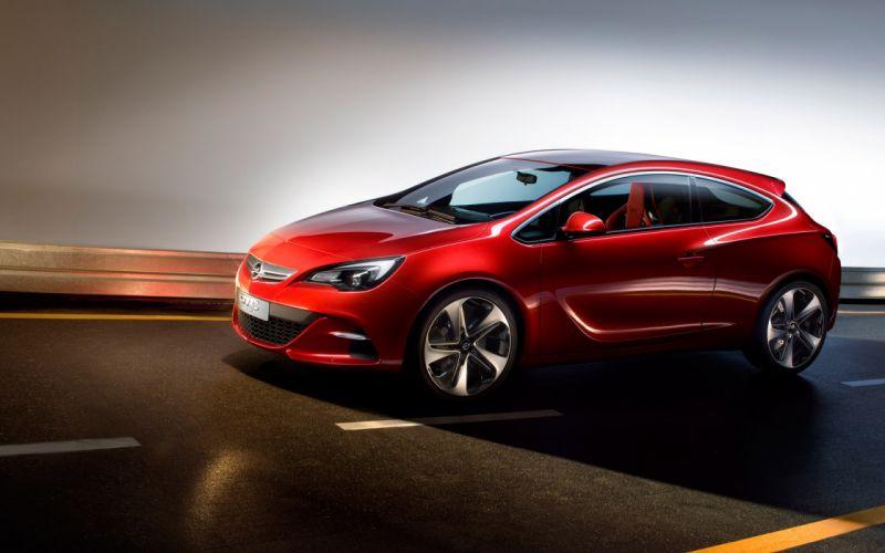 Opel gtc concept wallpaper