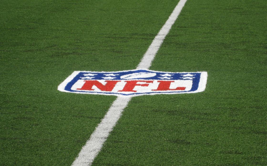 Nfl grass logo wallpaper