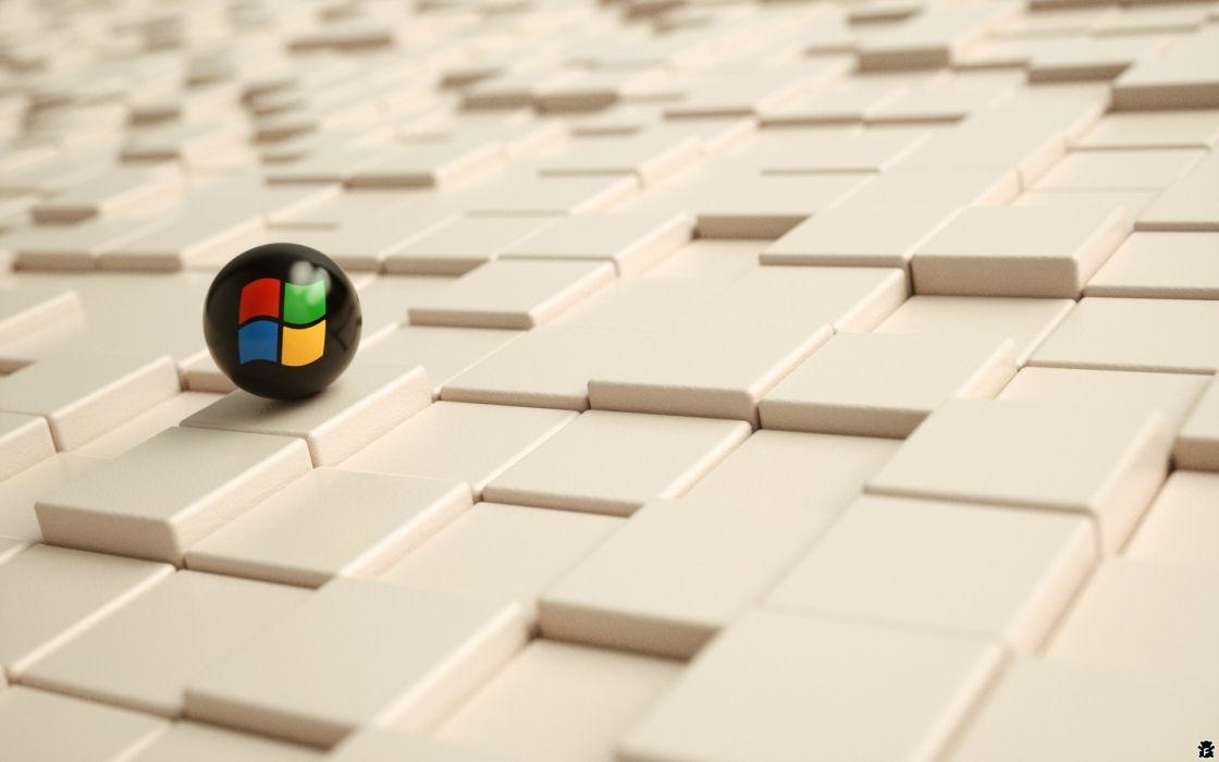 Windows 3d wallpaper