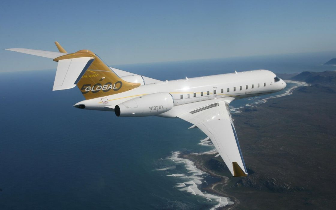Global 5000 bombardier wallpaper