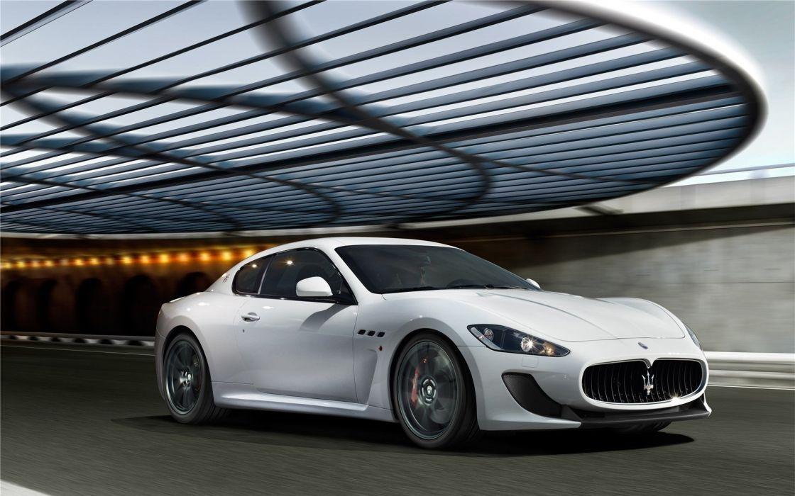 Maserati gran turismo mc stradale wallpaper