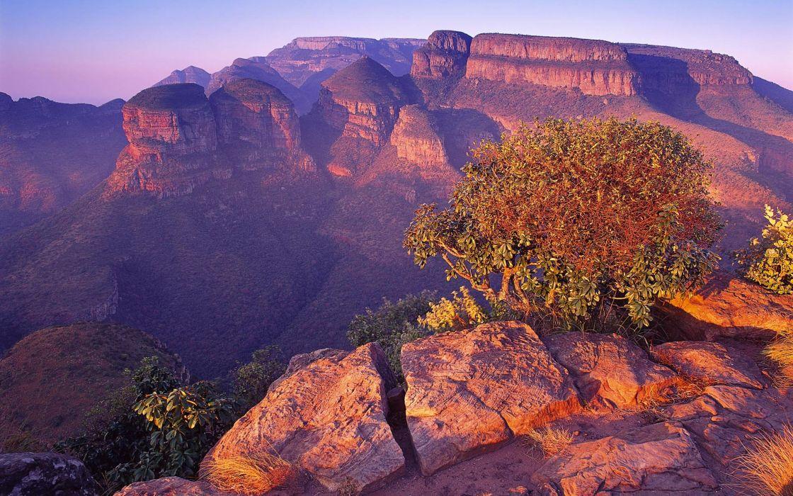Africa landscapes wallpaper
