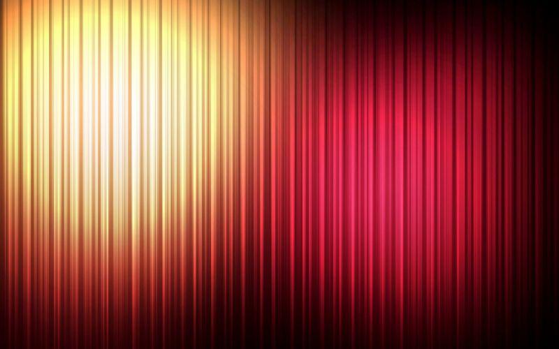 Digital aurora wallpaper