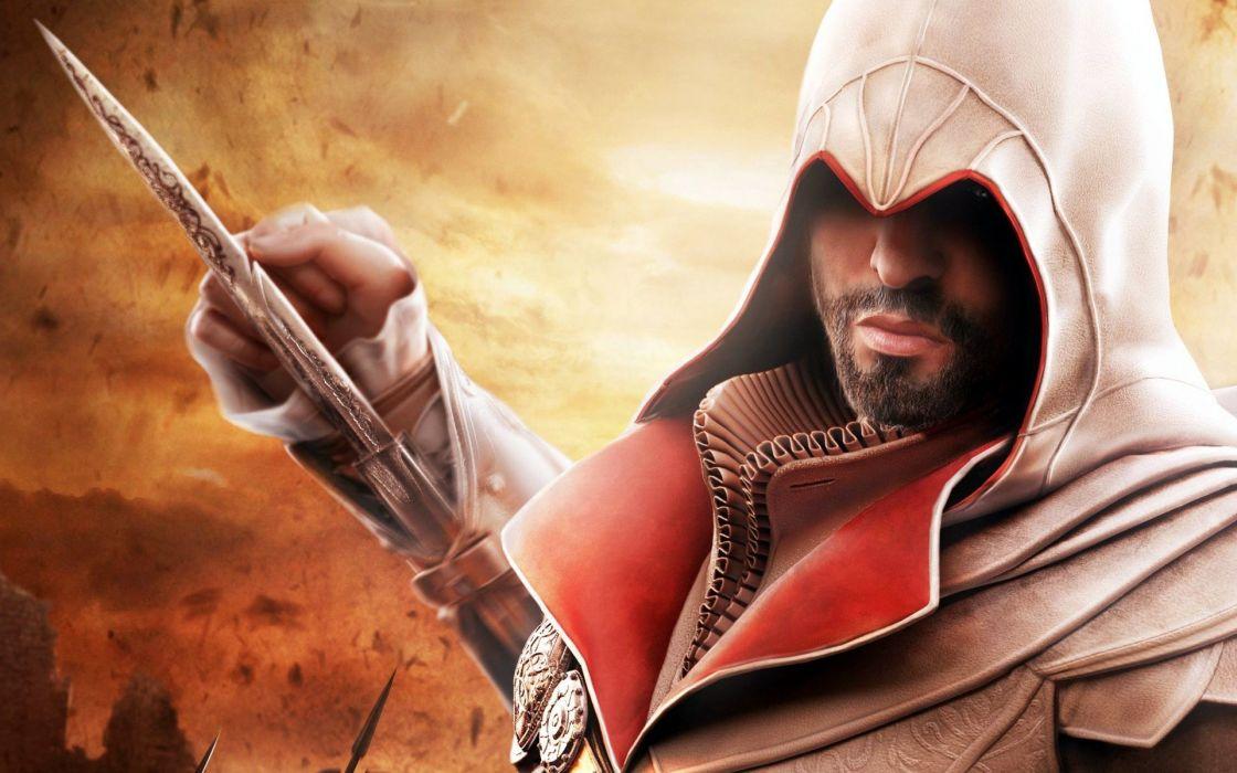 Assassins Creed Brotherhood Wallpaper 1920x1200 7006 Wallpaperup