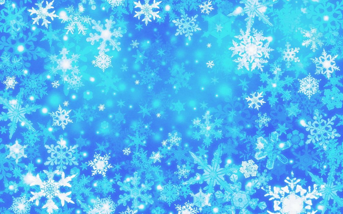 Snow graphic wallpaper