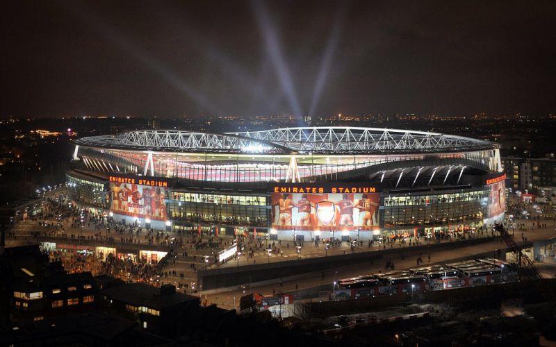 Emirates stadium wallpaper