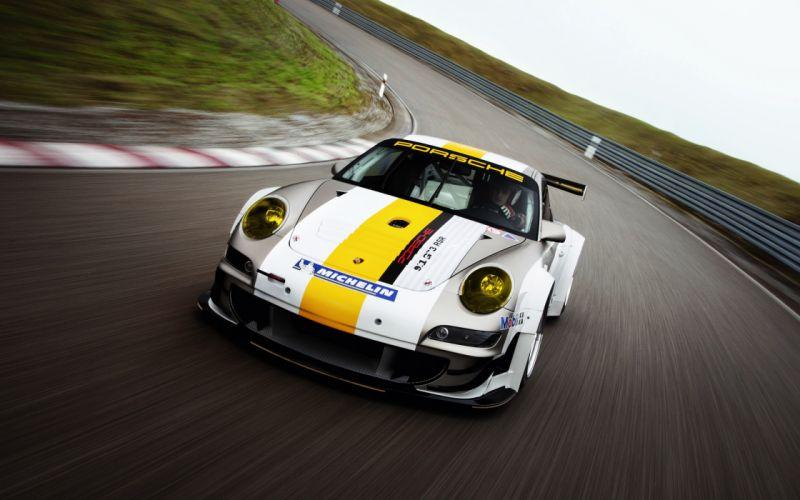 Porsche 911 gt3 rsr wallpaper