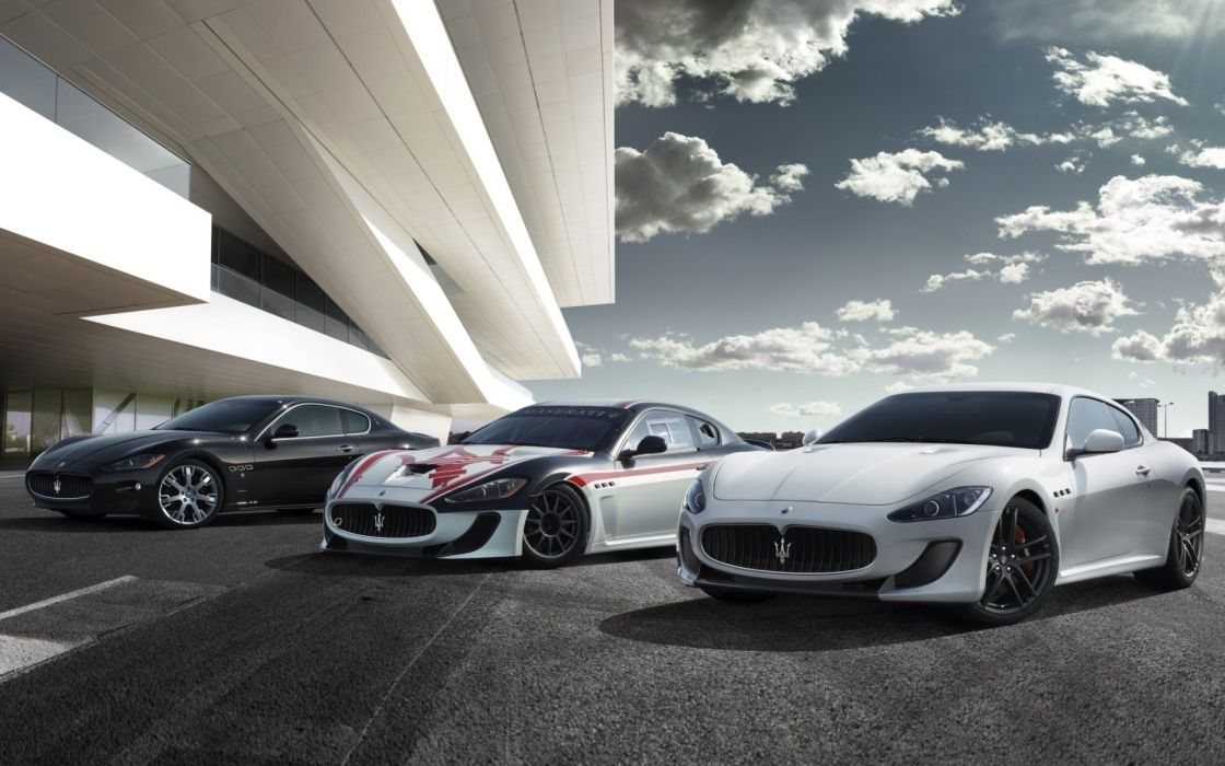Maserati mc stradale wallpaper