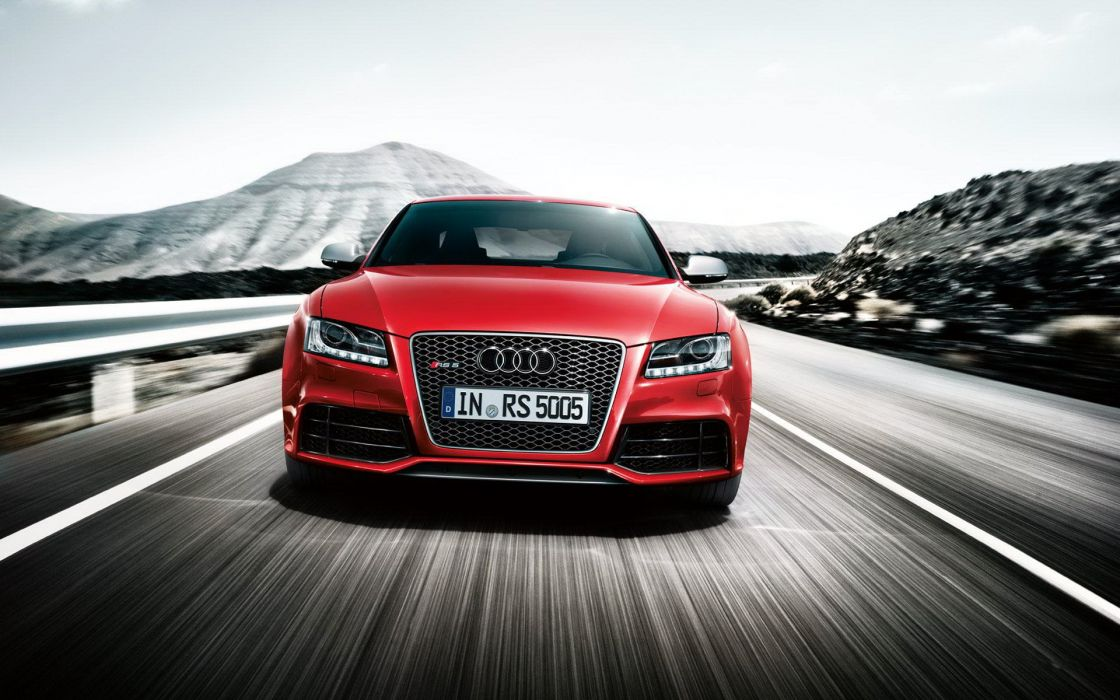 Audi rs5 coupe 2011 wallpaper