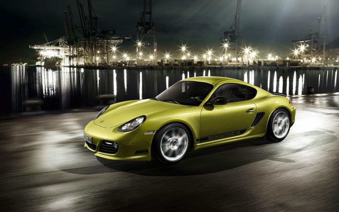 2011 Porsche cayman r wallpaper