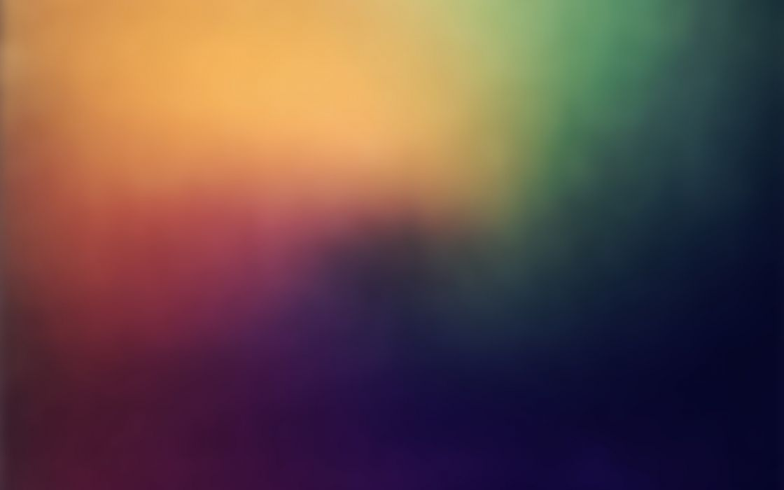 Htc like abstract rainbows colors wallpaper