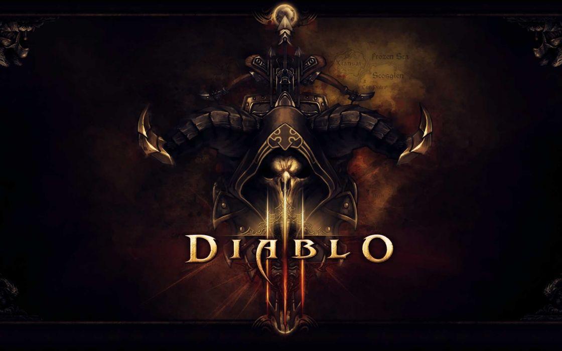 Diablo demon hunter artwork diablo iii wallpaper